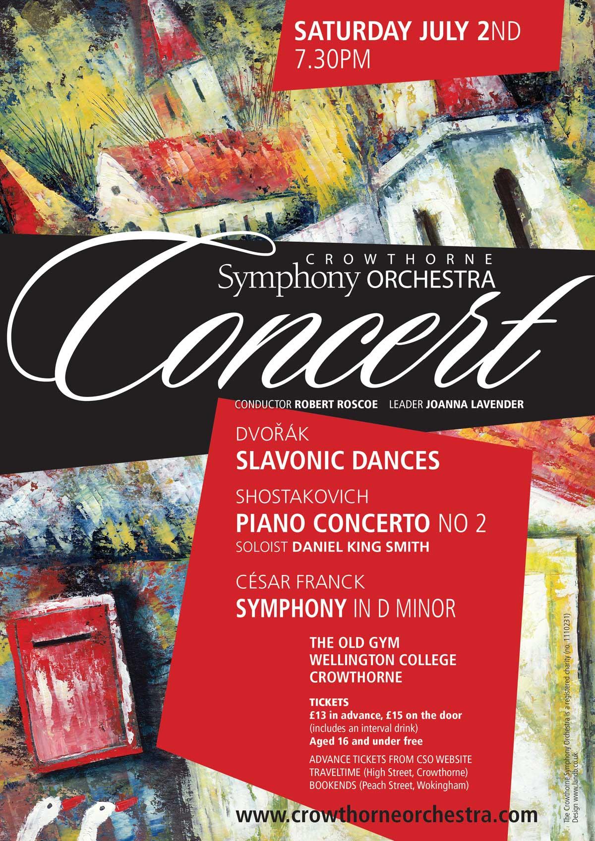 Summer 16 Concert